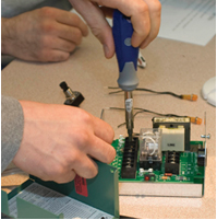 hands-on hydronic training