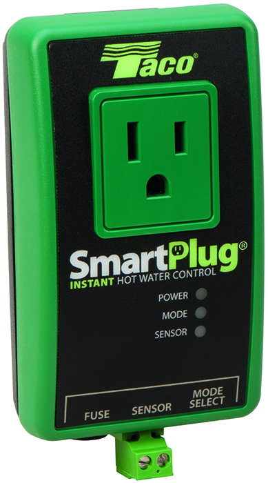 TACO SMART PLUG DOMESTIC HOT WATER RECIRC CONTROLLER.  115