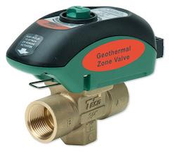 taco comfort solutions geo sentry® geothermal zone valve geo sentry® geothermal zone valve