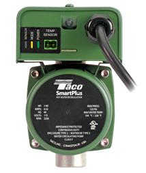 taco comfort solutions smartplus hot water recirculation smartplus® hot water recirculation